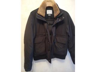 GEOX Respira мужская зимняя куртка пуховая 52 размер